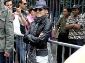 Madonna tourne nouveau film Paris