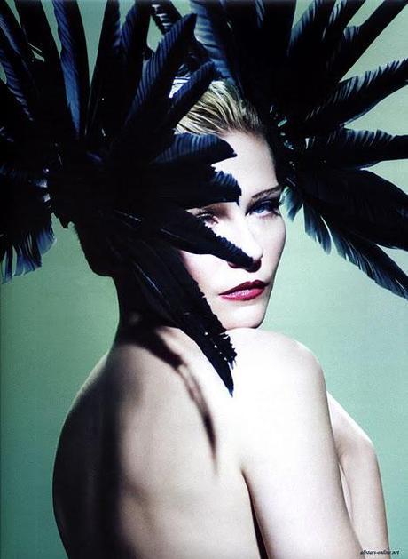 [couv] Kirsten Dunst pour V Magazine