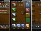 Thème MyWallet iPhone iOS4...