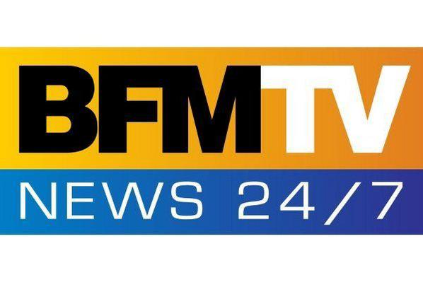 Photo : Logo BFM TV