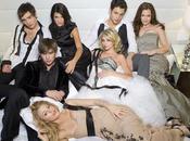 Sebastian Stan Gossip Girl Dianna Agron Glee couple moment