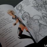 «Silver Heart», Kinary's Sketchbook