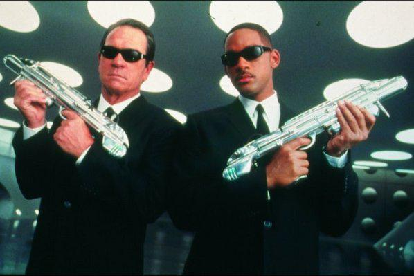 Photo : Men in black 2