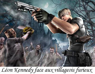Dossier Resident Evil Partie 4