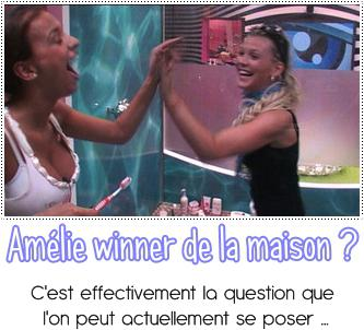 Amélie & Son Clan : De Winners ?