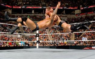 The Miz s'impose face à Randy Orton