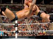 Defaite face Randy Orton