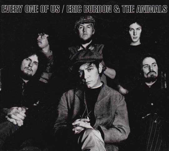 Eric Burdon & The Animals #2-Every One Of Us-1968