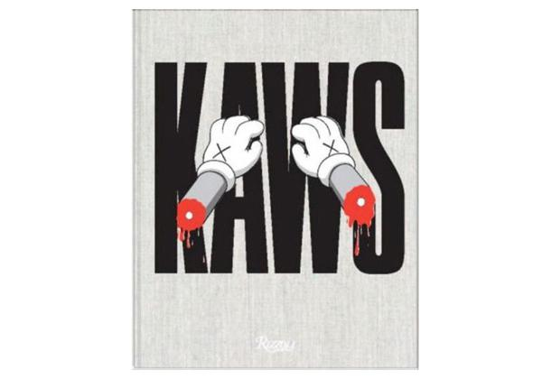KAWS BOOK BY RIZZOLI – NEW COVER