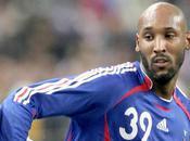 "Nicolas Anelka ""Domenech dégoûté football"""