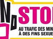"""Body Shop """"Stop trafic mineurs fins sexuelles"""" Concours"""