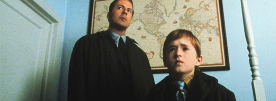 The Sixth Sense {Le Sixième sens}, de M.Night Shyamalan