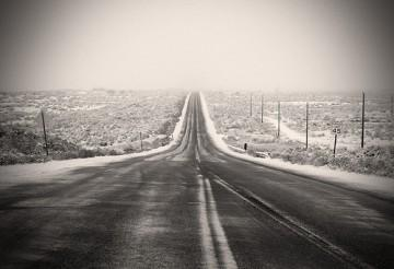 The Road de Cormac McCarthy (photographie de Rich Legg)