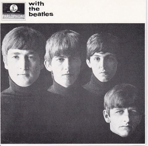 The Beatles-With The Beatles-1963
