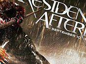 """Resident Evil Afterlife"" posters."