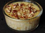 Crème noisette chouchou Interblog