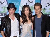 """Twilight"" ""Vampire Diaries"" dominent (largement) Teen Choice Awards"