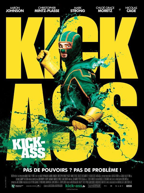 Kick Ass – Matthew Vaughn