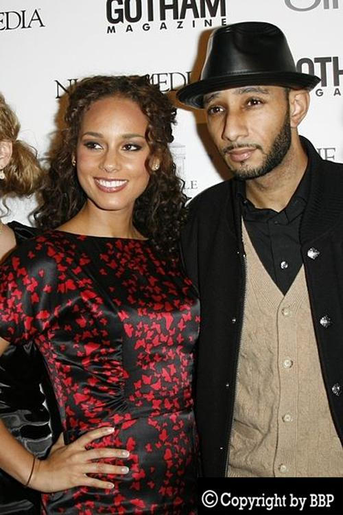 Alicia Keys et Swizz Beats Mariés