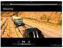 CineXPlayer pour lire les fichiers AVI en Xvid sur son iPad...