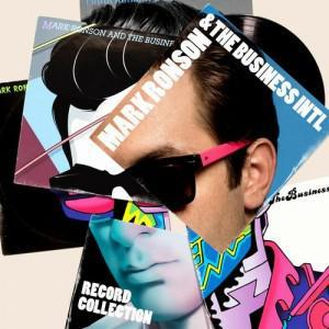 markronsonrecordcollection 300x300 Audio: Mark Ronson feat Ghostface Killah Lose It (In The End) + Hey Boy Feat Theophilus London & Rose Elinor Dougall