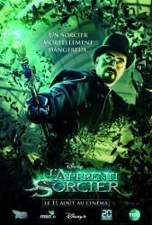 Poster de Maxim Horvath le méchant dans l'Apprenti Sorcier
