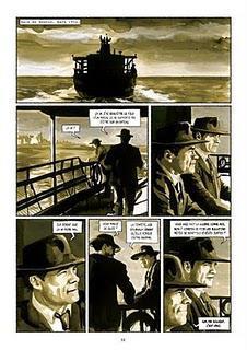 BD du mercredi, Shutter Island de Christian De Metter et Dennis Lehane