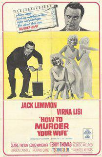 Comment tuer votre femme - How to murder your wife, Richard Quine (1965)