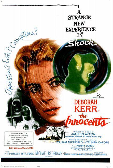 Les Innocents - The Innocents, Jack Clayton (1961)