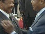 Cinquantenaires Paul Biya Congo
