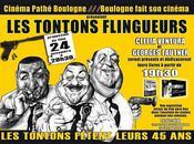 """péniche """"Tontons Flingueurs""""."""