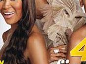 Iman, Naomi Campbell Liya Kebede couv d'Essence magazine septembre