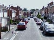cadavre dans Google Street View