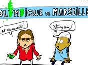 Olympique Marseille, Hatem Harfa, Didier Deschamps Jean Claude Dassier tout