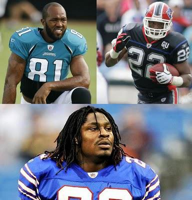 Les Miettes du Lundi: Torry Holt, Fred Jackson, Marshawn Lynch et plus...