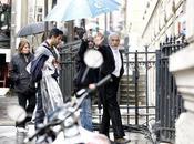Martin Scorsese tourne cette semaine Paris avec Kingsley Jude