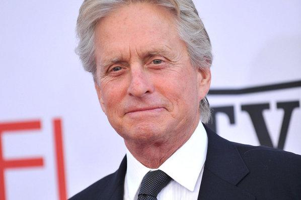 Photo : Michael Douglas