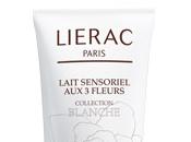 Testé pour vous: Lait Sensoriel Fleurs Lierac