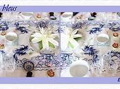 table dragons bleus
