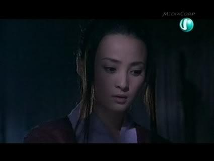 C-Drama) The Legend of the Condor Heroes (2003) : un souffle