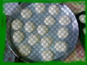 Briochettes moelleuses au chocolat et au sésame