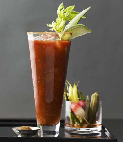 Cocktail de l'été : le cocktail bloody mary