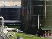 L'usine methanisation pour valorisation dechets