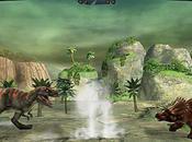 Combat Géants Dinosaures