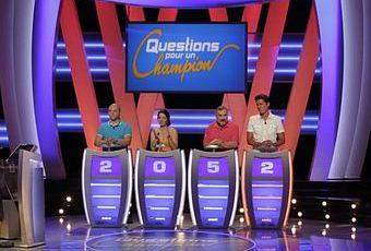 Découvrez Le Nouveau Décor De Questions Pour Un Champion à Voir