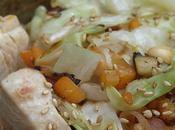 poulet chou pommé