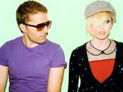 Ting Tings open their Hands
