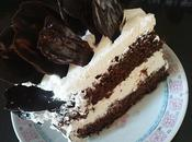 Foret noire tuiles chocolat