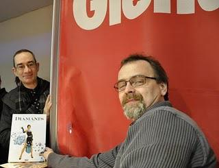 Dessinateur BD : happy BéDay Bernard Kölle !