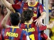BARCELONE SEVILLE Messi renversant